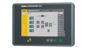 Master controller SIGMA AIR MANAGER 2